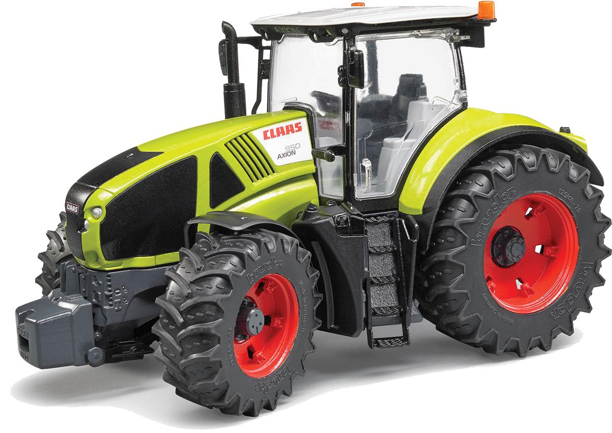 Bruder Трактор Claas Axion 950 bruder машины купить