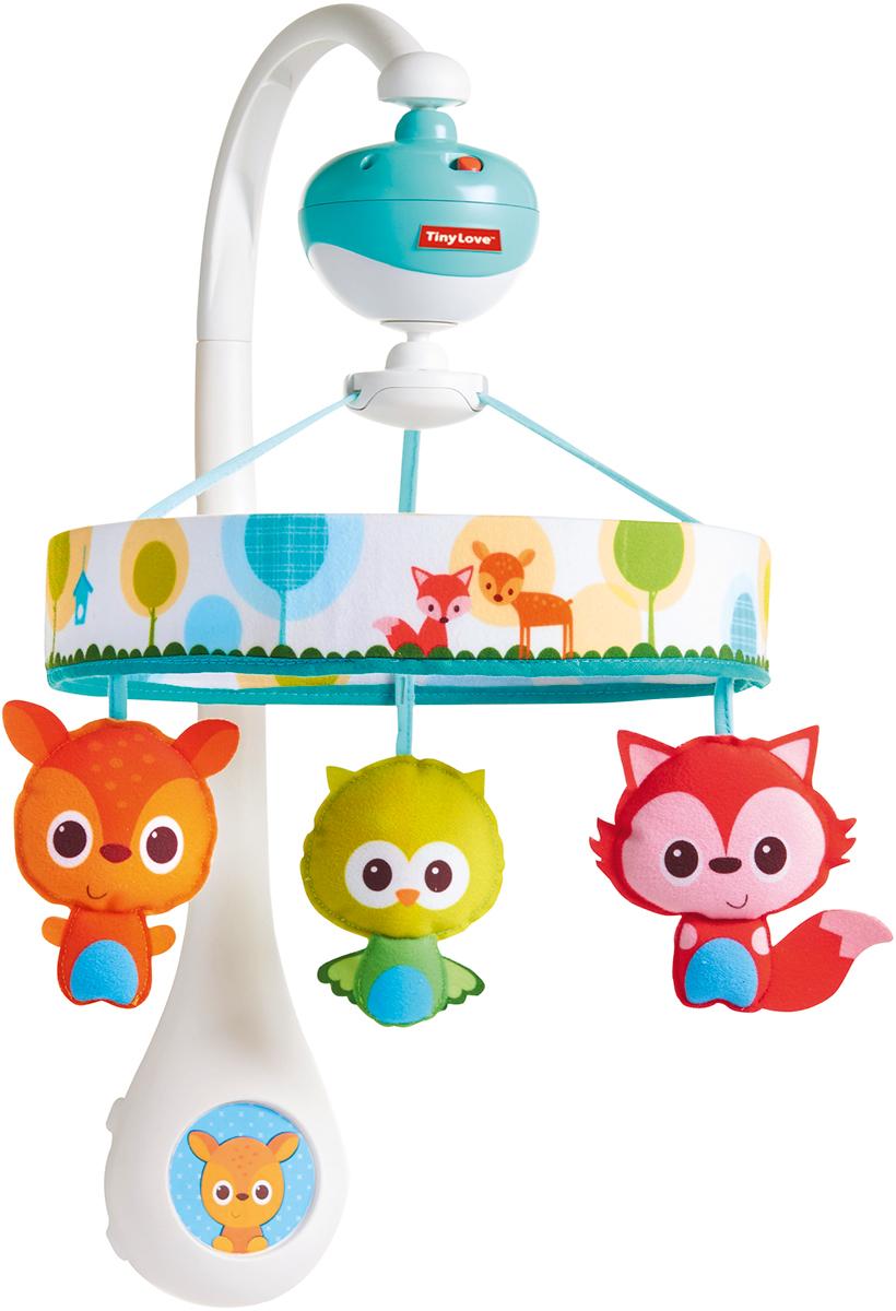 Tiny Love Мобиль Маленькие друзья - Игрушки для малышей