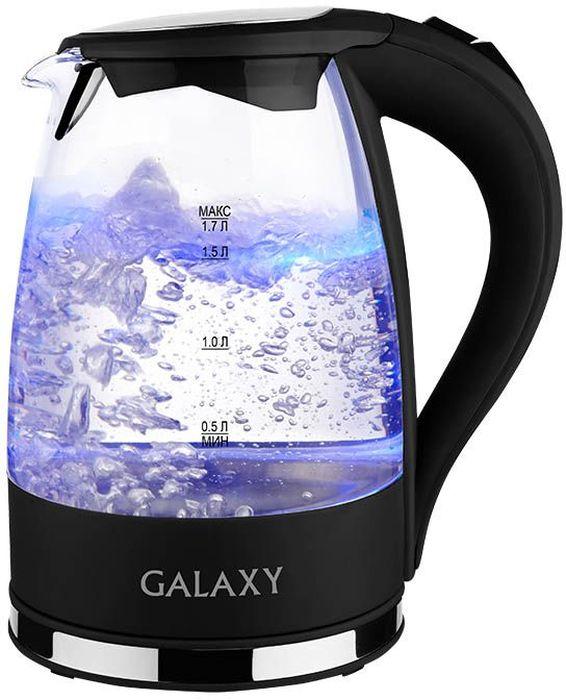 Galaxy GL 0552 электрочайник4630003364098Техника для приготовления горячих напитков GALAXY отвечает всем современным требованиям надежности и безопасности. При ее производстве используются только высококачественные и экологически безопасные материалы, а также нагревательные элементы и контроллеры высокого класса надежности.Среди разнообразия моделей каждая будет служить вам долгие годы, наполняя ваш быт комфортом!