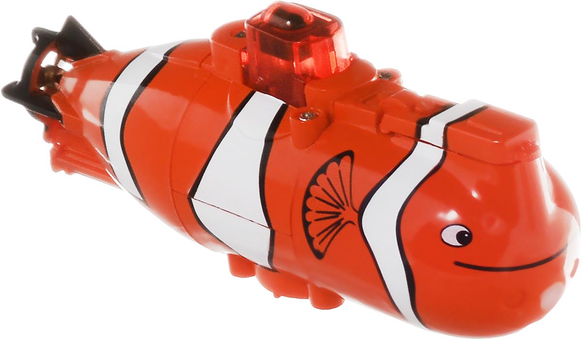 Pilotage Подводная лодка на радиоуправлении Mini Submarine RTR цвет оранжевый