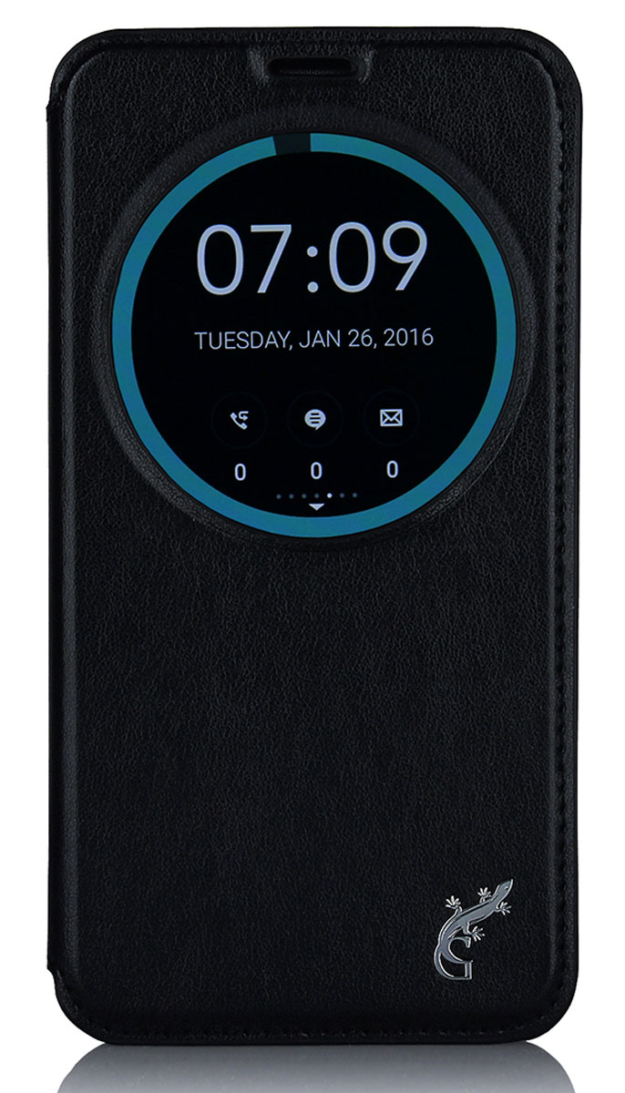 G-Case Slim Premium для Asus ZenFone Go ZB551KL/Go TV G550KL, Black аксессуар чехол asus zenfone go tv zb551kl zibelino classico black zcl asu zb551kl blk