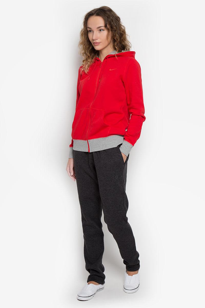 Брюки спортивные женские Didriksons1913 Tyra, цвет: черный. 500953_060. Размер 42 (50)500953_060Спортивные женские брюки Didriksons1913 Tyra выполнены из плотного полиэстера с флисовой подкладкой. Модель имеет широкую резинку на поясе, объем талии регулируется при помощи шнурка-кулиски. Брюки дополнены двумя открытыми втачными карманами спереди и втачным карманом на застежке-молнии сзади.