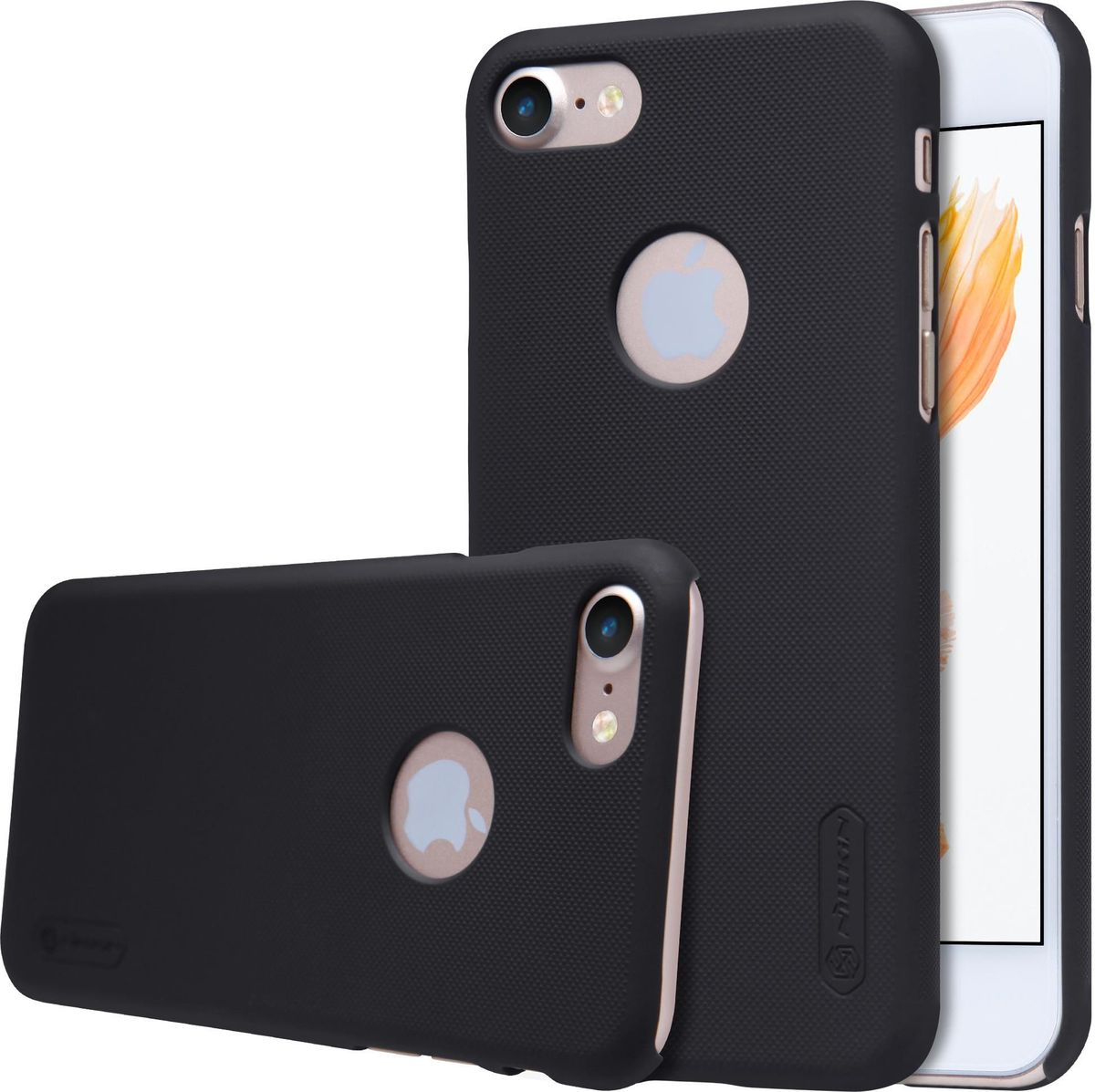 Nillkin Super Frosted Shieldчехол для Apple iPhone 7/8, Black Nillkin