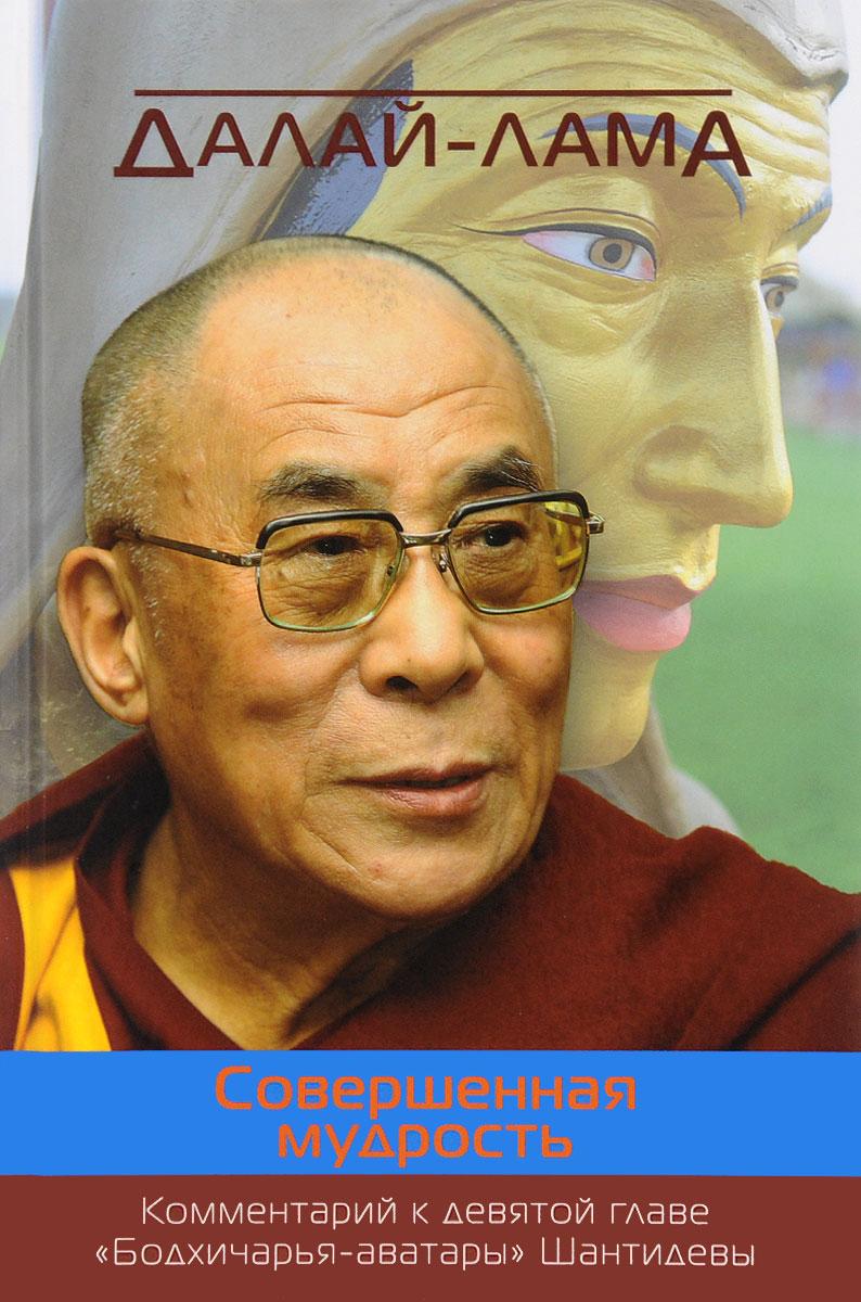 Далай-лама Совершенная мудрость. Комментарий к девятой главе Бодхичарья-аватары Шантидевы
