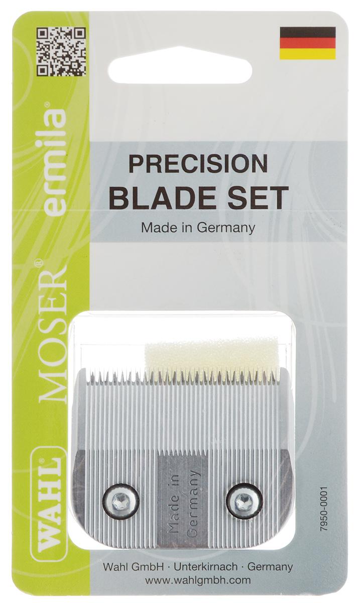 Блок съемный ножевой, Moser, 50F, для машинки Moser Max 451245-7300Ножевой съемный блок Moser выполнен из высококачественного метала. Не филировочный. Предназначен для машинок Moser Max 45, а также для большинства машинок А5 формата. Размер: 1/20 мм 50F.Ширина: 4,9 см.Шаг: 1 мм.
