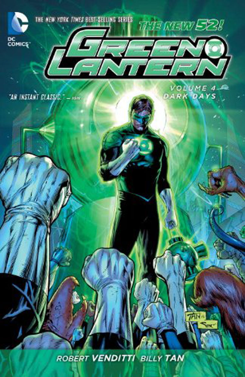 Green Lantern: Volume 4: Dark Days TP (The New 52) new lone wolf and cub volume 11