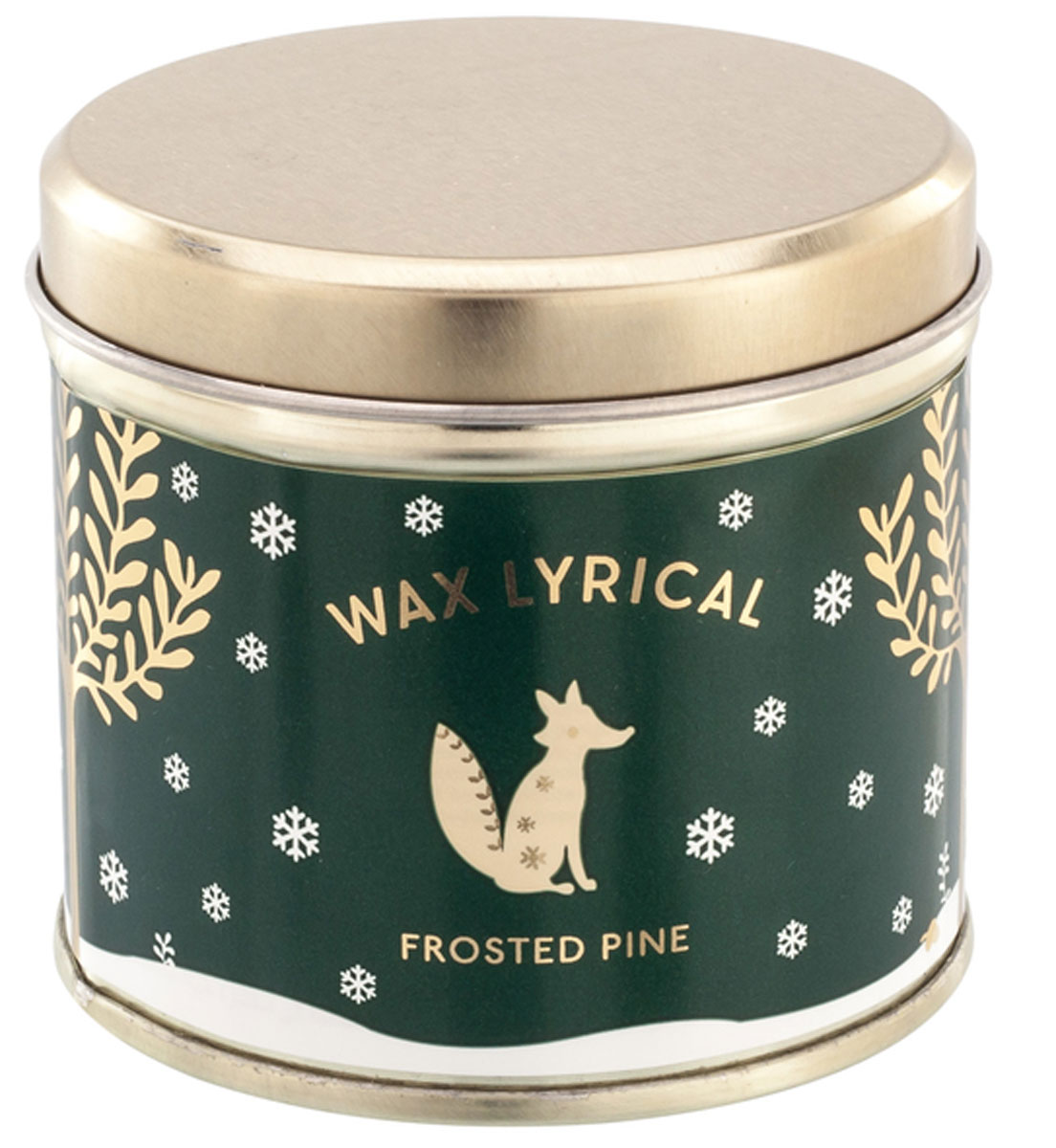 Свеча ароматизированная Wax Lyrical Зимняя сосна, 220 гCHR2024Свеча ароматизированная Wax Lyrical Зимняя сосна имеет глубокий аромат зимней хвои. Он переносит в атмосферу леса, окутанного тихой морозной ночью, которая наполняет воздух древесными нотами с прохладными зелеными аккордами.