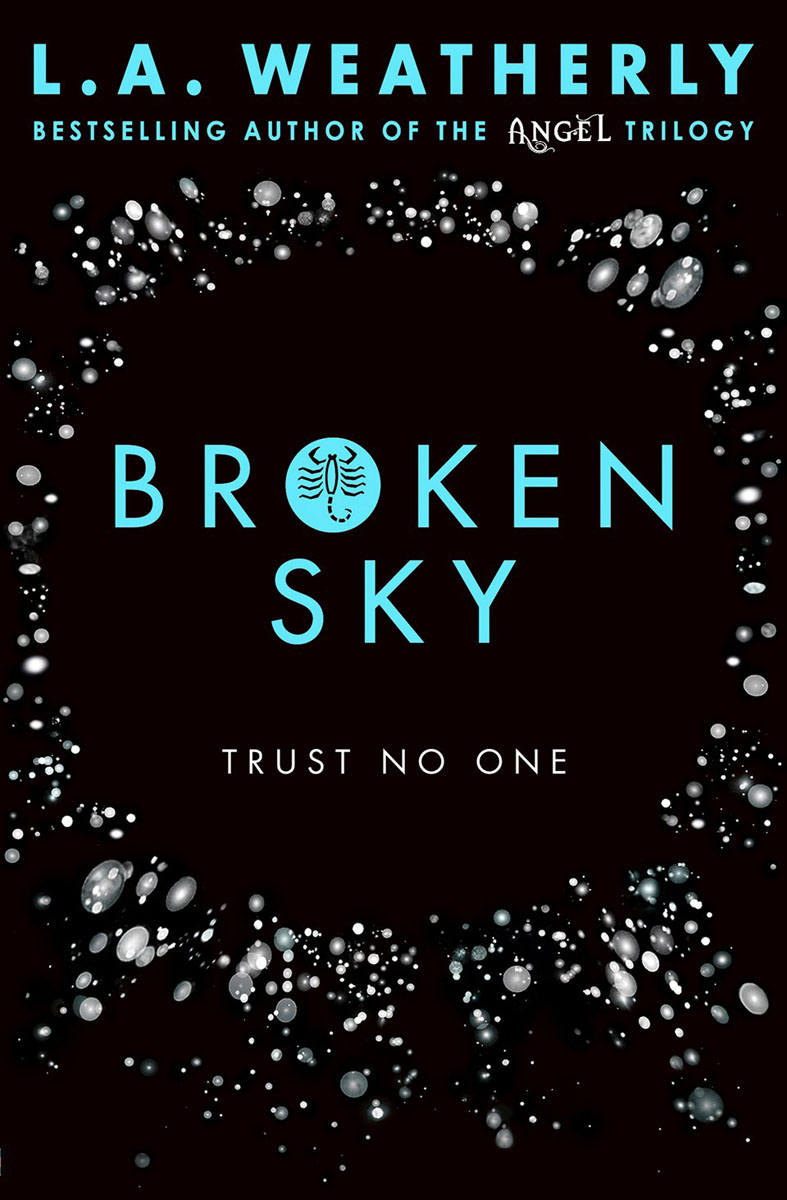 Broken Sky (The Broken Trilogy: Book 1)