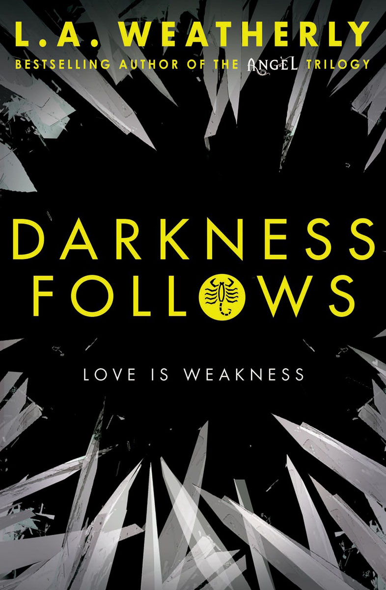 Darkness Follows (The Broken Trilogy: Book 2) raging sea undertow trilogy book 2