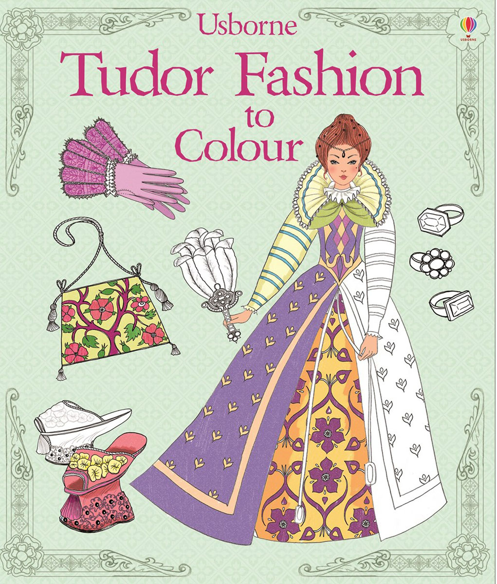 Tudor fashion to colour information ages