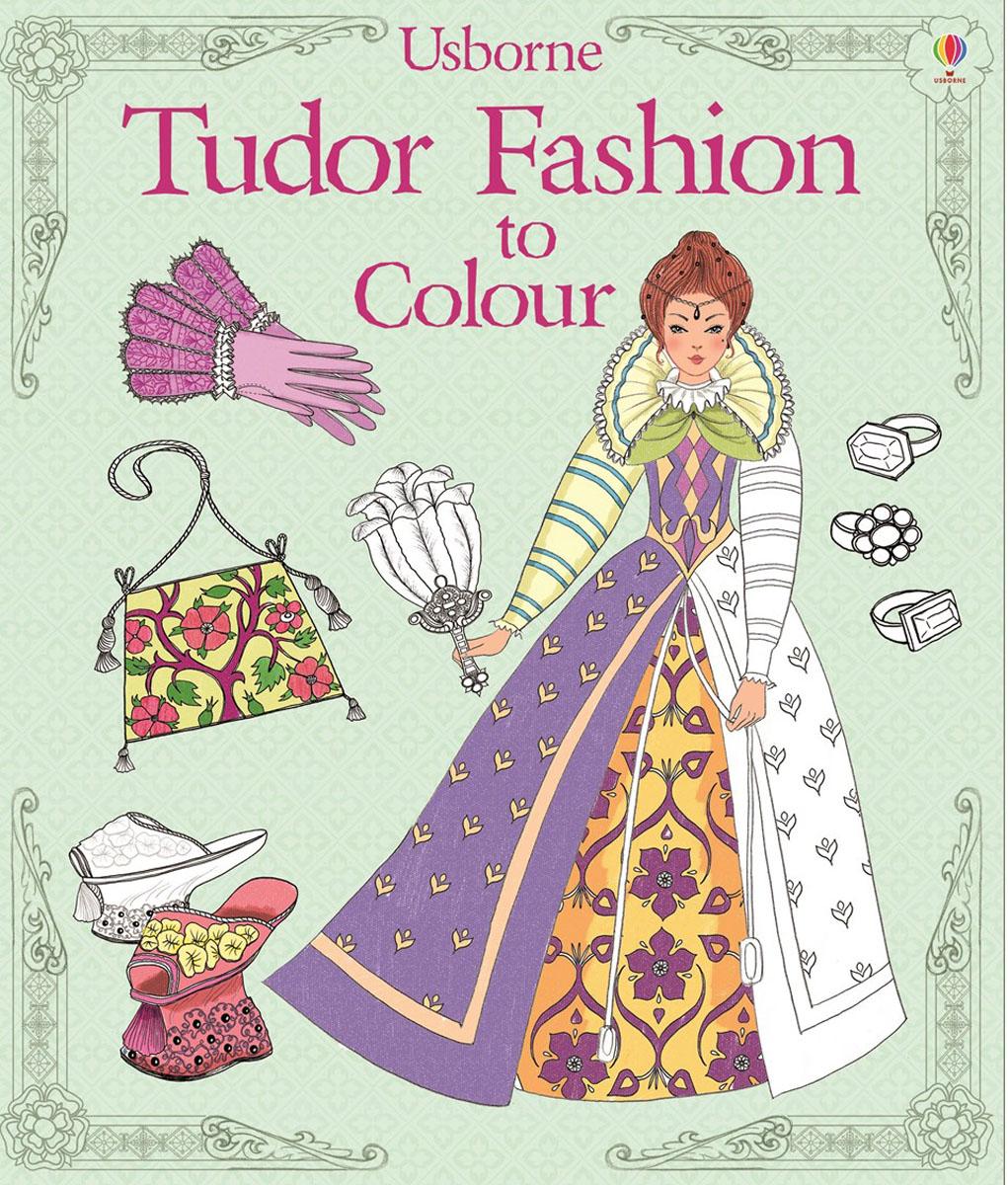 цена  Tudor fashion to colour  онлайн в 2017 году