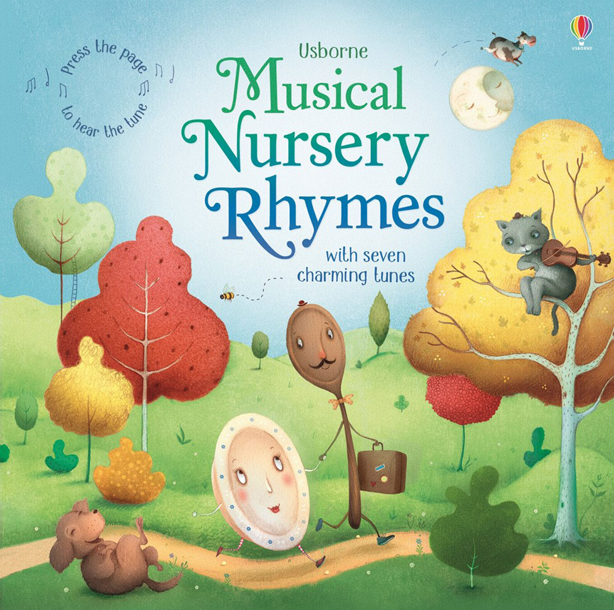 цена на Musical nursery rhymes