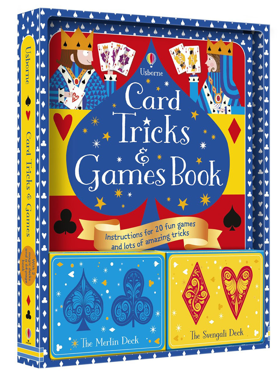 Card Tricks and Games Book finance and investments