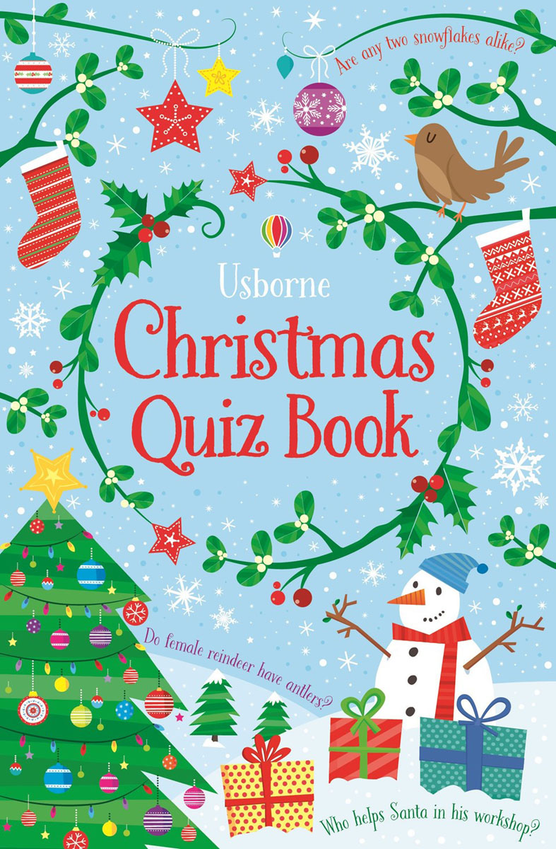 Christmas Quiz Book match of the day quiz book