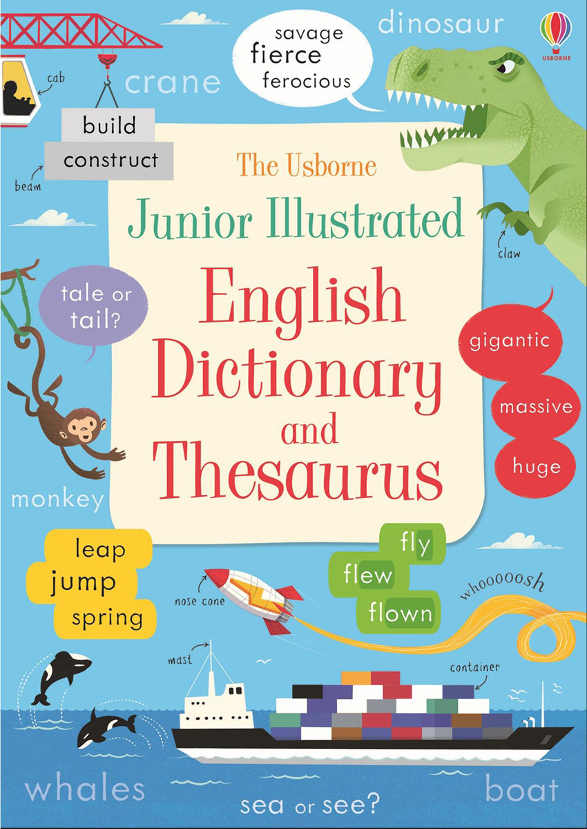 все цены на Junior illustrated English dictionary and thesaurus в интернете