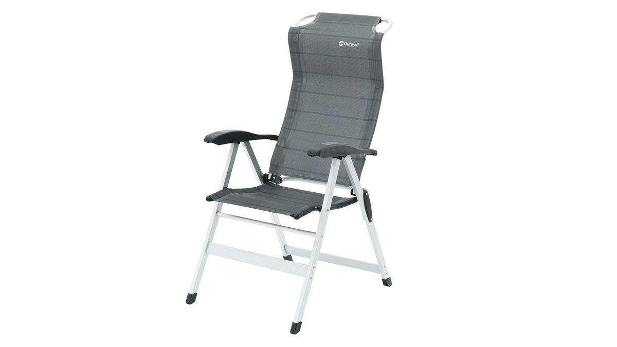Кресло складное Outwell  Columbia , цвет: серый, 58 х 80 х 118 см - Складная и надувная мебель