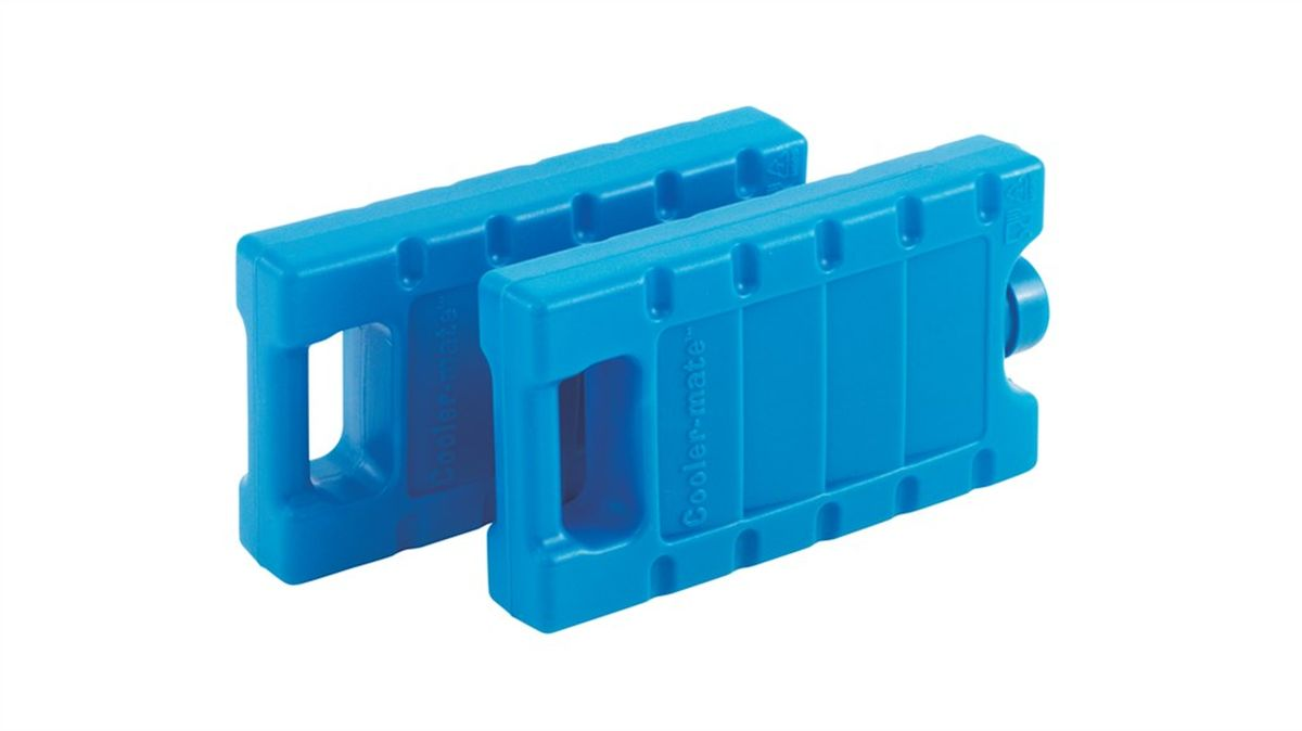 Аккумулятор холода Outwell Ice Block S, цвет: синий, 200 мл, 2 шт аккумулятор холода ezetil ice akku g 800