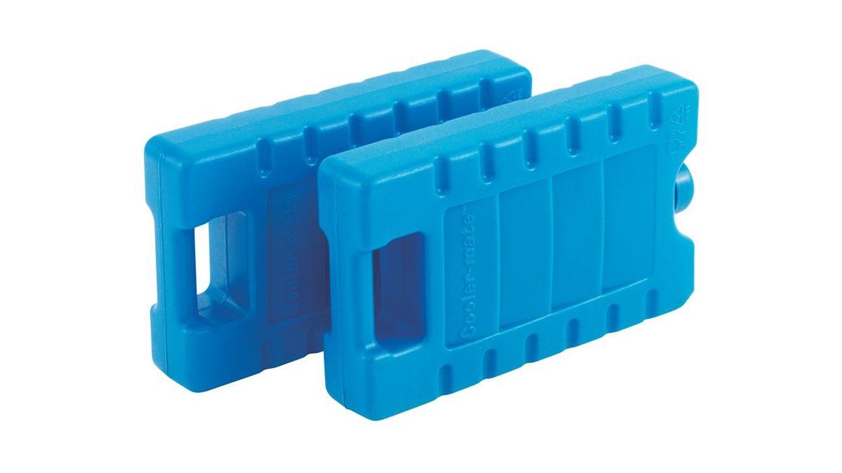 Аккумулятор холода Outwell Ice Block M, цвет: синий, 400 мл, 2 шт аккумулятор холода ezetil ice akku g 430