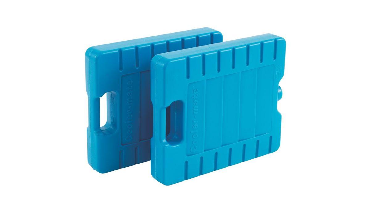 Аккумулятор холода Outwell Ice Block L, цвет: синий, 800 мл, 2 шт аккумулятор холода ezetil ice akku g 800