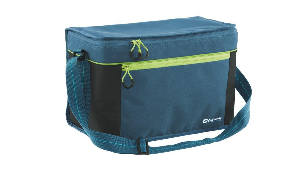 Сумка изотермическая Outwell Petrel L, цвет: синий сумка изотермическая 25л температурный режим до 12 часов greenglade