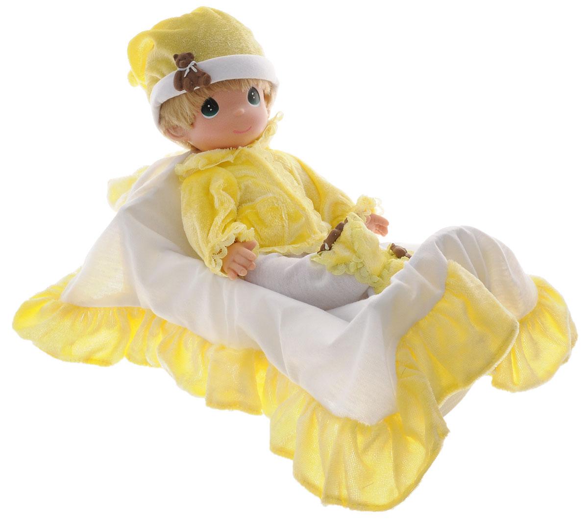 Precious Moments Кукла Рок-бай младенцев мальчик куклы и одежда для кукол precious кукла балерина рыжая 30 см