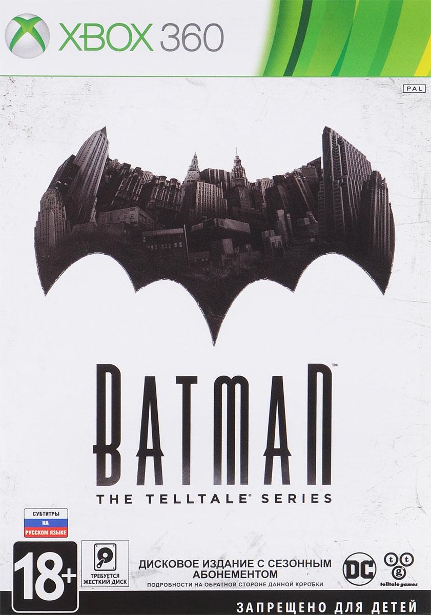 Batman: The Telltale Series (Xbox 360) игра для xbox batman the telltale series