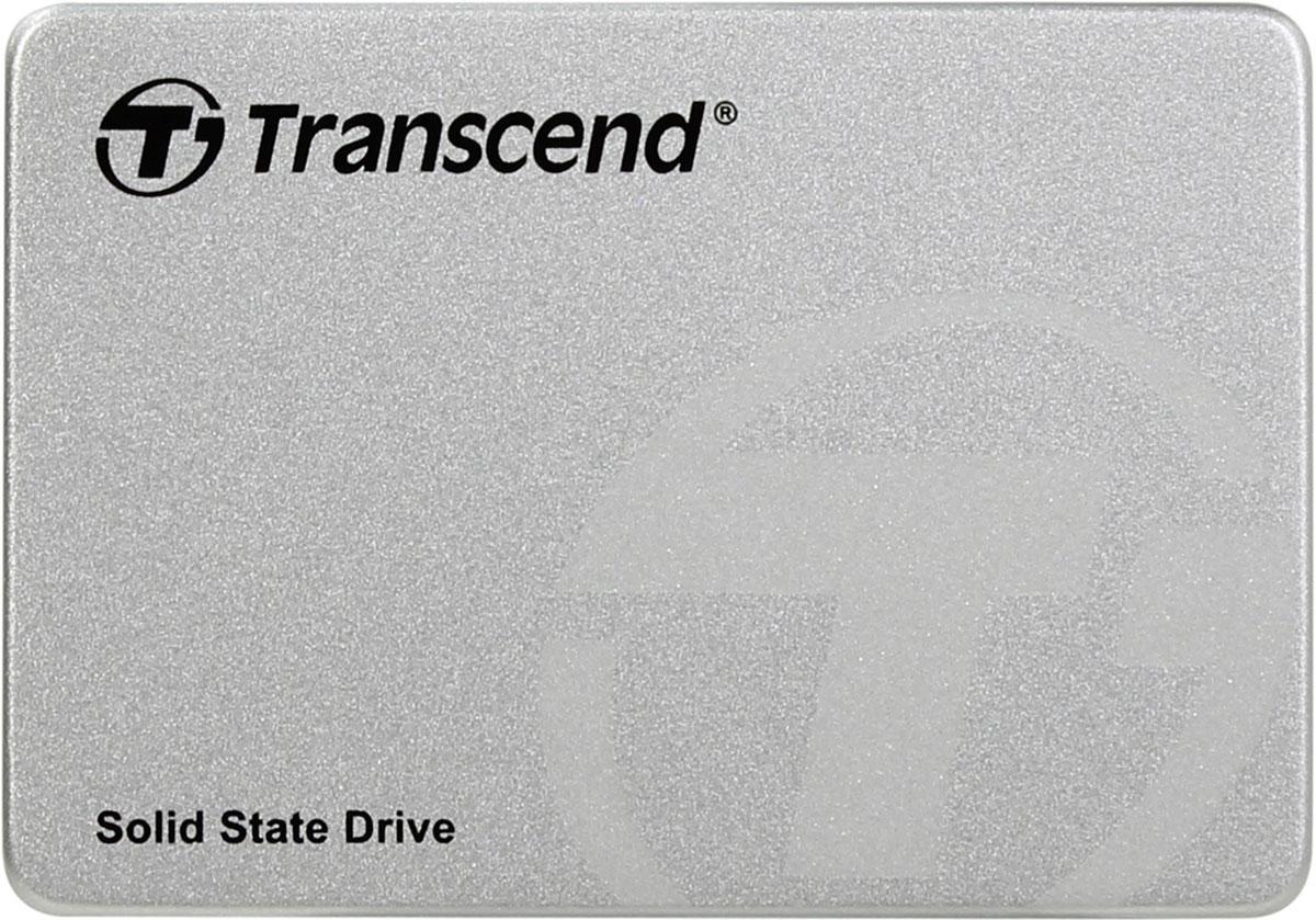 Transcend SSD220S 240GB SSD-накопитель (TS240GSSD220S)TS240GSSD220SSSD-накопитель Transcend SSD220S демонстрирует впечатляющую скорость передачи данных, которая составляет до 550 МБ/с, и способен ускорить загрузку системы и приложений. За счет использования высококачественных микросхем флэш-памяти и усовершенствованных алгоритмов работы прошивки накопители Transcend SSD220 обеспечивают высокую надежность хранения данных. Они в полной мере поддерживают режим SATA Device Sleep Mode (DevSleep), что дает возможность снизить потребление энергии (экономия составляет до 90 %) и максимально увеличить длительность автономной работы ноутбука.Накопитель оснащен кэшем на базе микросхем памяти DDR3 и демонстрирует потрясающую производительность при выполнении операций произвольного считывания и записи блоков размером 4 КБ, которая достигает 330 МБ/с. Он позволит в считанные секунды загружать в память компьютера программы и файлы, что делает его прекрасной альтернативой жестким дискам при выборе накопителя для создания загрузочного раздела ОС. Накопители SSD220 не только отличаются высокой производительностью, но и поддерживают технологии RAID и LDPC (Low-Density Parity Check), эффективный алгоритм выявления и исправления ошибок ECC, которые помогают обеспечить надежность хранения ваших данных. Встроенная поддержка алгоритмов снижения износа ячеек позволяет продлить срок эксплуатации.Благодаря полноценной поддержке режима сна SATA Device Sleep Mode (DevSleep), накопители SSD220 способны увеличить длительность автономной работы ноутбука путем реализации интеллектуальной схемы отключения питания интерфейса SATA во время его бездействия. Режим DevSleep реализует состояние чрезвычайно низкого уровня потребления электроэнергии для экономии заряда аккумуляторов. Время отклика накопителя составляет менее 20 миллисекунд, так что компьютер будет возобновлять свою работу практически мгновенно. Чтобы не допустить снижения производительности и надежности работы твердотельных накопителей Tran