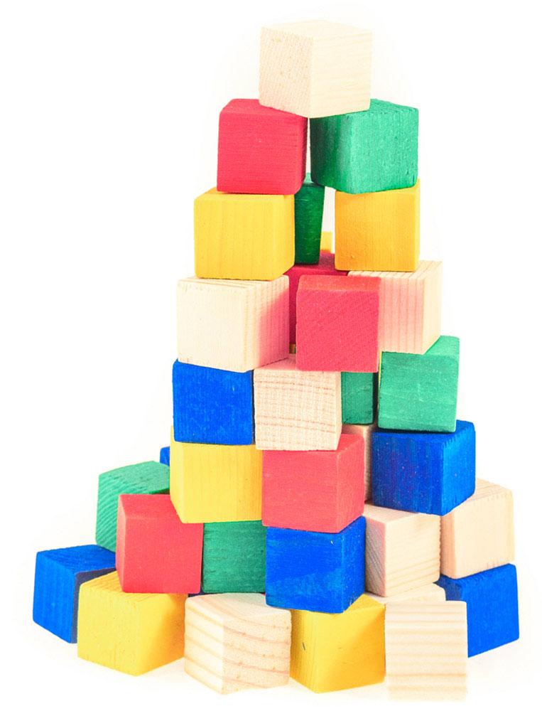 Развивающие деревянные игрушки Кубики Счетный материал Д013c а круглова а николаев развивающие игры для детей