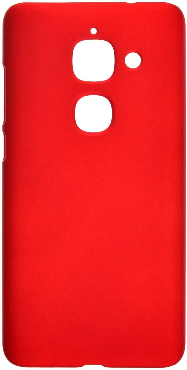 SkinBox 4People чехол для LeEco Le Max 2, Red+ защитная пленка2000000098746Чехол Skinbox для LeEco Le Max 2 надежно защищает ваш смартфон от внешних воздействий, грязи, пыли, брызг. Он также поможет при ударах и падениях, не позволив образоваться на корпусе царапинам и потертостям. Чехол обеспечивает свободный доступ ко всем функциональным кнопкам смартфона и камере. Чехол Skinbox - это стильная и элегантная деталь вашего образа, которая всегда обращает на себя внимание среди множества вещей.