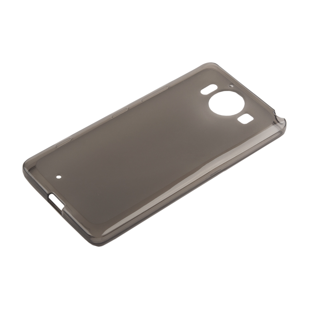 Liberty Project чехол для Microsoft Lumia 950, Clear Black liberty project чехол флип для nokia lumia 930 black