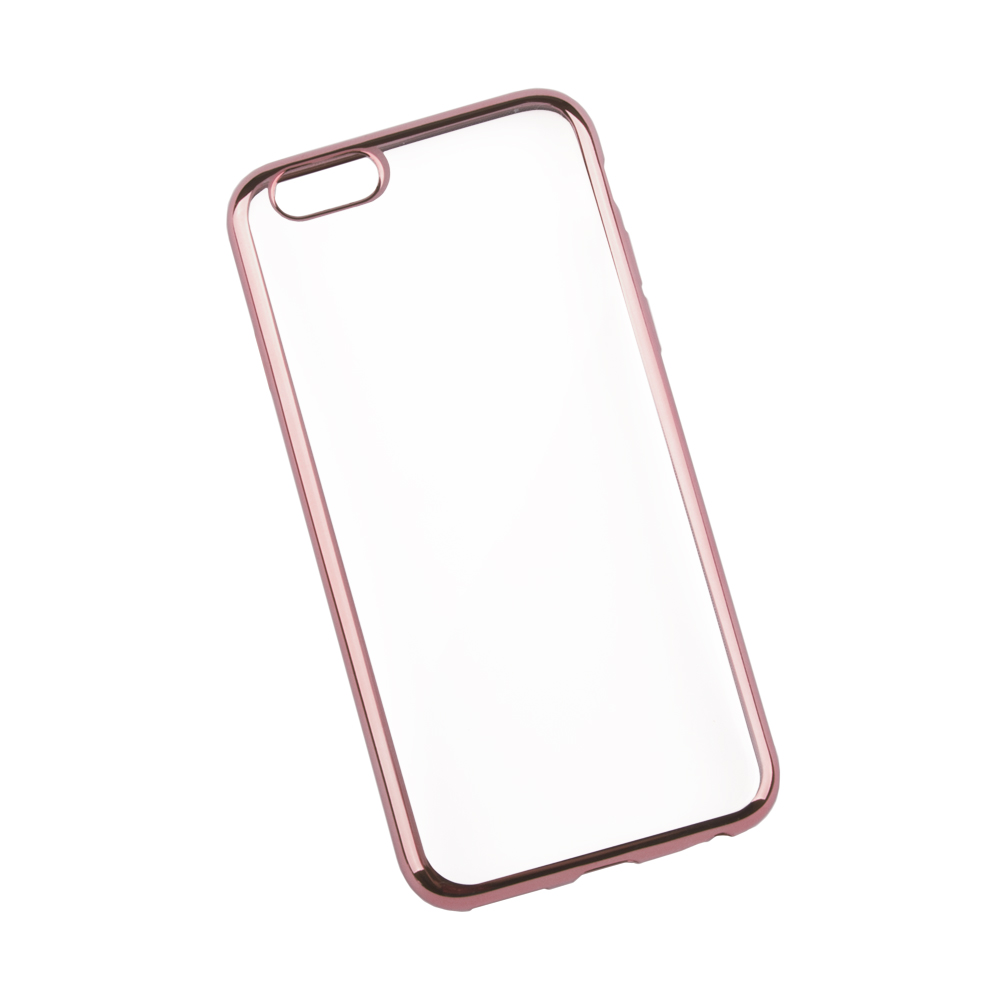 Liberty Project чехол для Apple iPhone 6/6s, Clear Pink liberty project чехол для apple iphone 6 6s blue