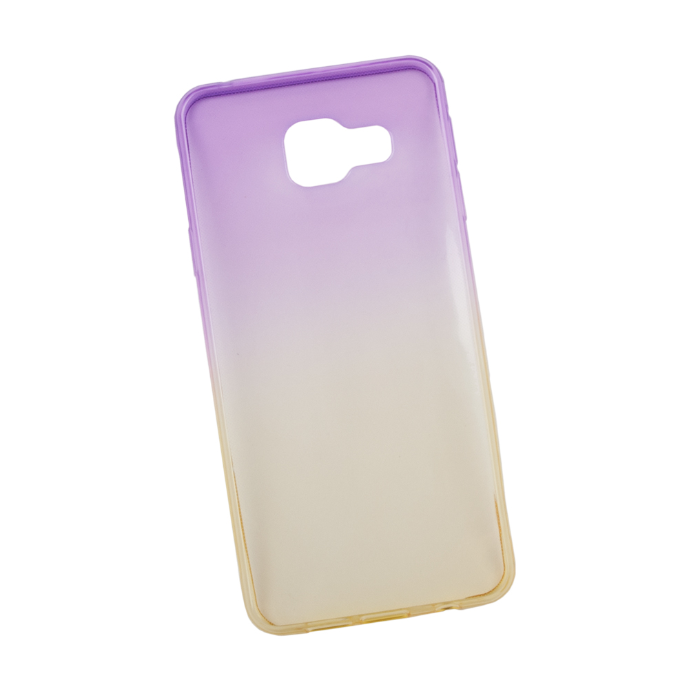 Liberty Project чехол для Samsung Galaxy A3 2016, Purple Yellow чехлы для телефонов liberty project чехол для fly iq455 ego art2 lp раскладной кожа черный