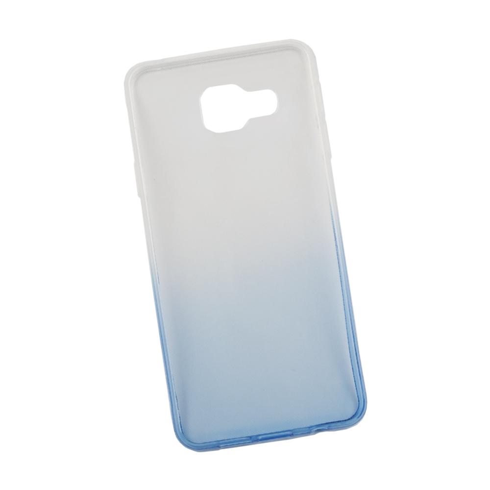 Liberty Project чехол для Samsung Galaxy A3 2016, White Blue0L-00027388Чехол Liberty Project для Samsung Galaxy A3 (2016) надежно защищает ваш смартфон от внешних воздействий, грязи, пыли, брызг. Он также поможет при ударах и падениях, не позволив образоваться на корпусе царапинам и потертостям. Чехол обеспечивает свободный доступ ко всем разъемам и кнопкам устройства.