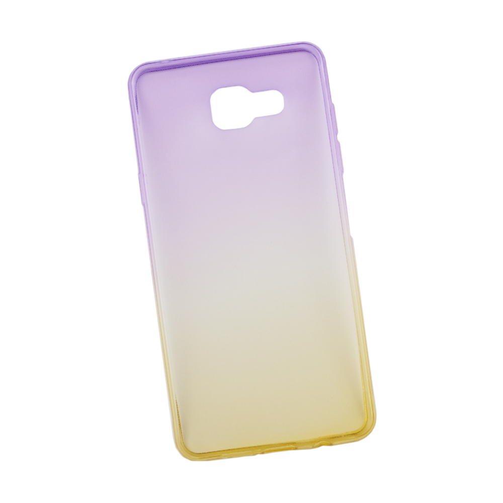 Liberty Project чехол для Samsung Galaxy A5 2016, Purple Yellow