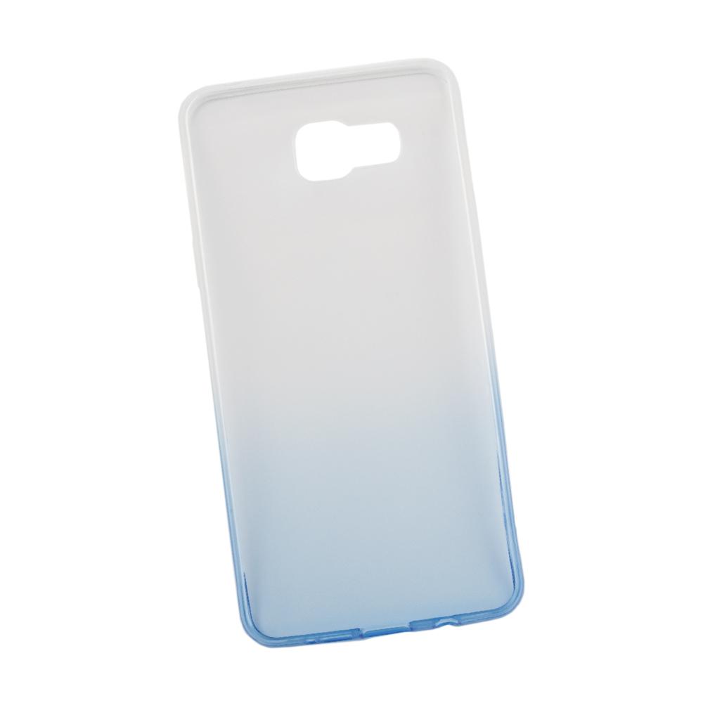 Liberty Project чехол для Samsung Galaxy A5 2016, White Blue0L-00027392Чехол Liberty Project для Samsung Galaxy A5 (2016) надежно защищает ваш смартфон от внешних воздействий, грязи, пыли, брызг. Он также поможет при ударах и падениях, не позволив образоваться на корпусе царапинам и потертостям. Чехол обеспечивает свободный доступ ко всем разъемам и кнопкам устройства.