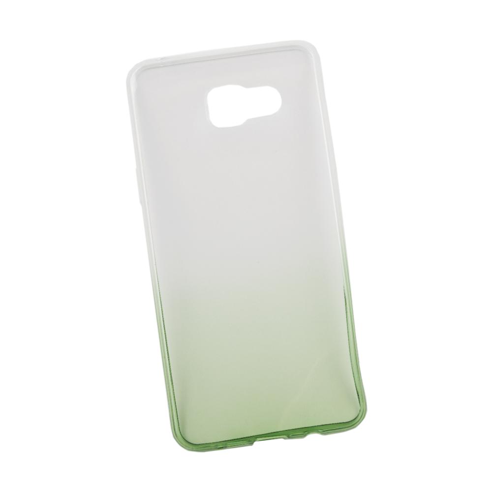 Liberty Project чехол для Samsung Galaxy A5 2016, White Green liberty project car charger автомобильное зу для samsung galaxy note 3