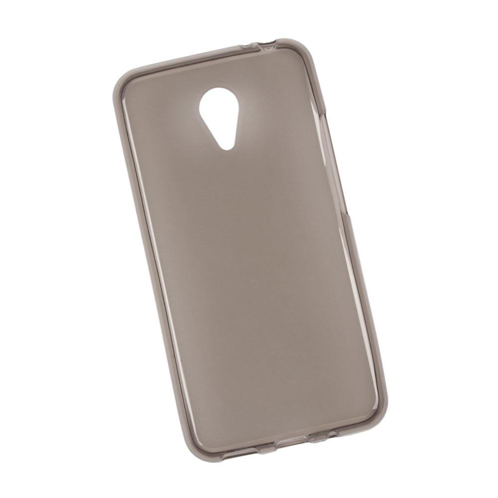 Liberty Project чехол для Meizu M2 Note, Clear Black0L-00028917Чехол Liberty Project для Meizu M2 Note надежно защищает ваш смартфон от внешних воздействий, грязи, пыли, брызг. Он также поможет при ударах и падениях, не позволив образоваться на корпусе царапинам и потертостям. Чехол обеспечивает свободный доступ ко всем разъемам и кнопкам устройства.