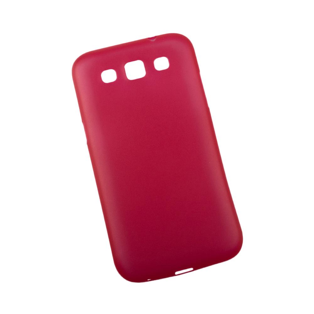 Liberty Project чехол для Samsung Galaxy Win, RedR0003178Чехол Liberty Project для Samsung Galaxy Win надежно защищает ваш смартфон от внешних воздействий, грязи, пыли, брызг. Он также поможет при ударах и падениях, не позволив образоваться на корпусе царапинам и потертостям. Чехол обеспечивает свободный доступ ко всем разъемам и кнопкам устройства.