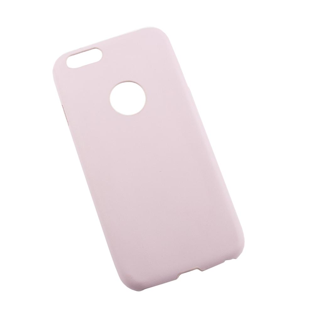 Liberty Project чехол для Apple iPhone 6/6s, PinkR0007654Чехол Liberty Project для Apple iPhone 6/6s надежно защищает ваш смартфон от внешних воздействий, грязи, пыли, брызг. Он также поможет при ударах и падениях, не позволив образоваться на корпусе царапинам и потертостям. Чехол обеспечивает свободный доступ ко всем разъемам и кнопкам устройства.