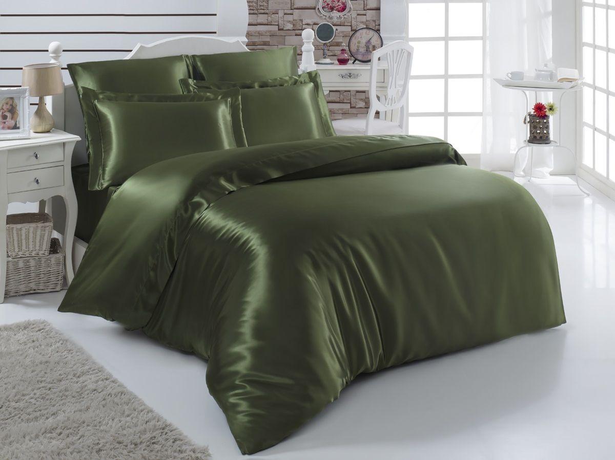 Комплект белья Karna Arin, 2-спальный, наволочки 50х70, 70x70. 1987/CHAR010