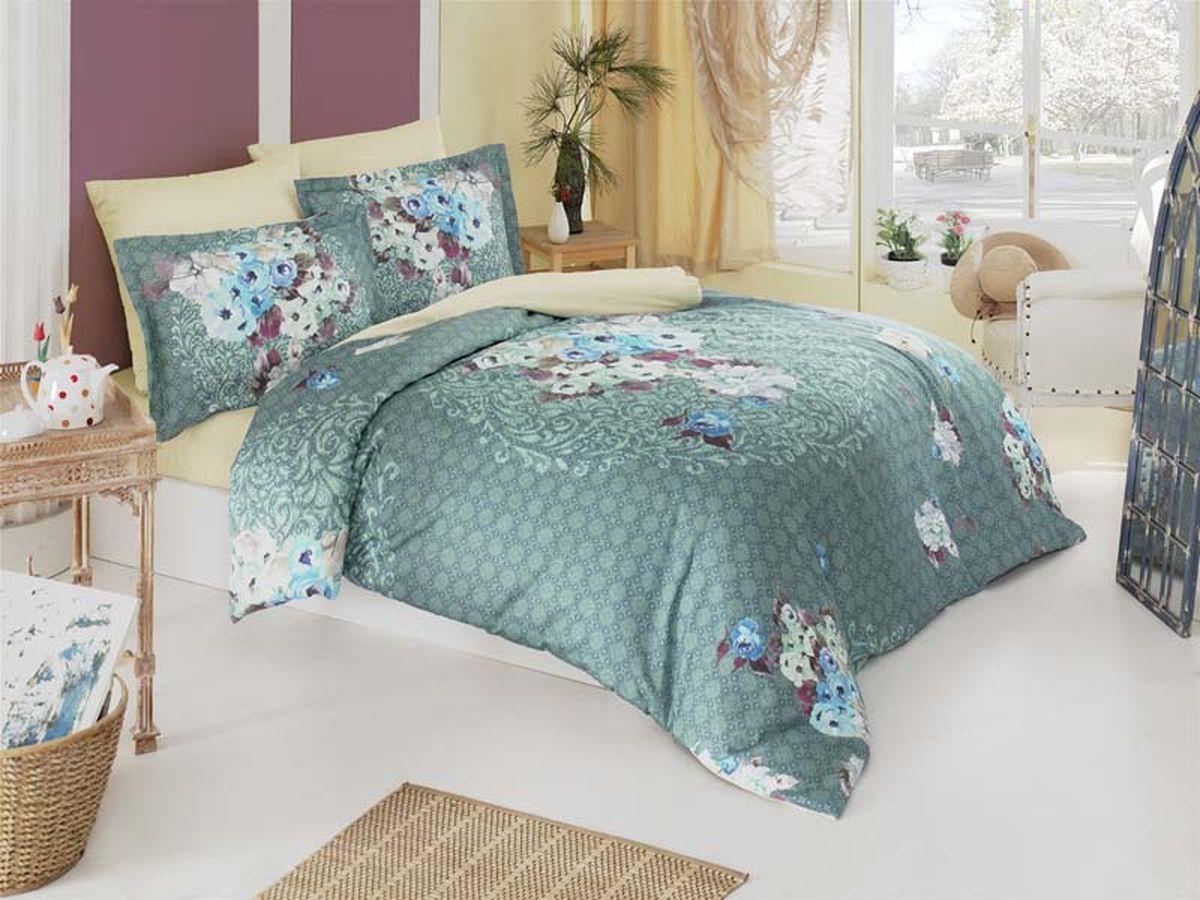 Комплект белья Karna Tivol, 1,5-спальный, наволочки 50х70461/12Постельное белье Карна - истинный подарок от великих мастеров, знающих свое дело. Это красота и роскошь. Это стиль и уют в спальне. Karna - это постельное белье для ценителей красоты и удобства.