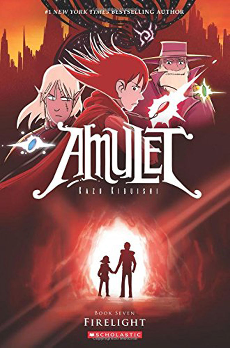 Amulet: Book 7: Firelight color the classics anne of green gables a coloring book visit to avonlea