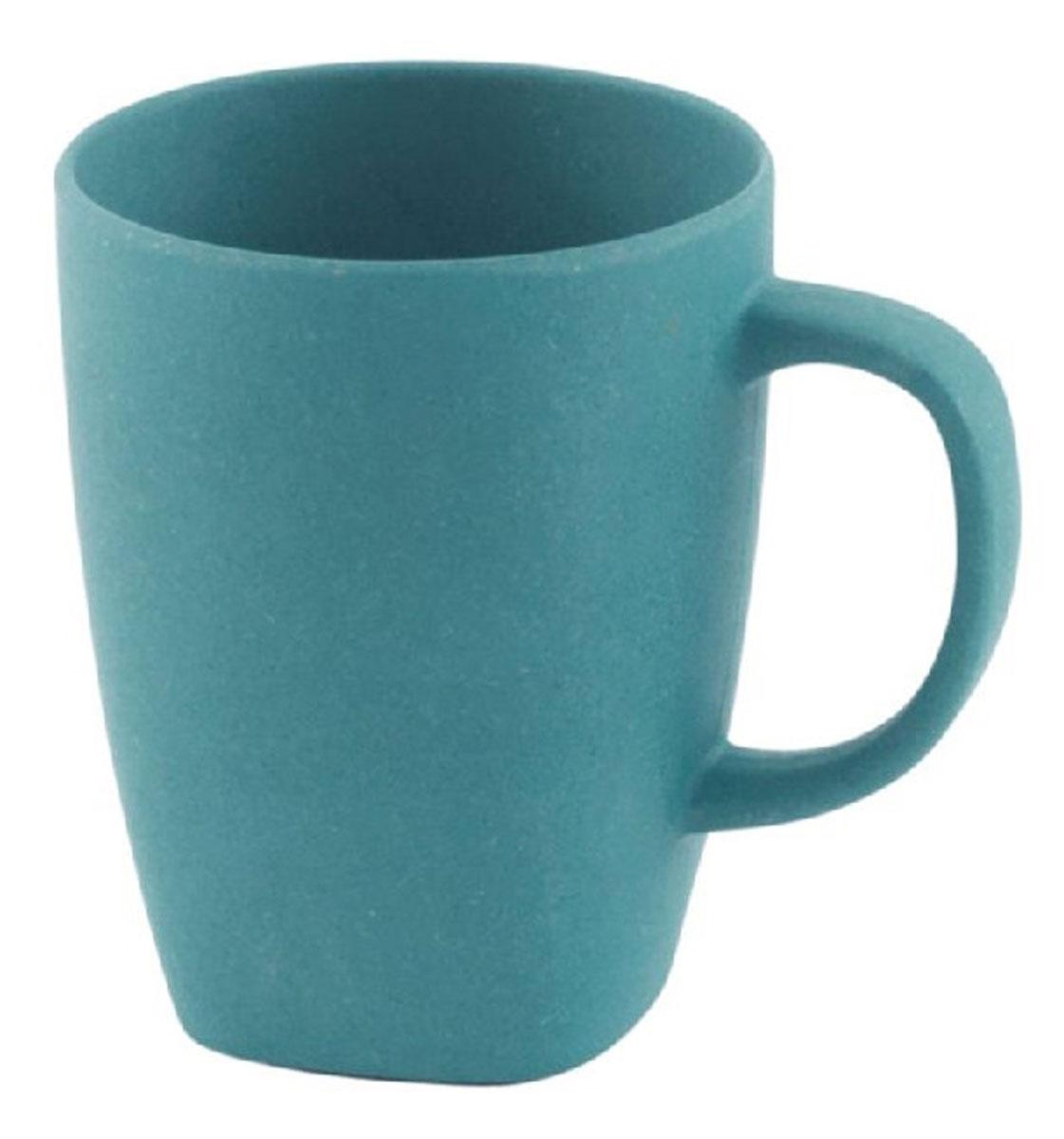 Кружка Outwell Bamboo Ocean Mug, цвет: бирюзовый, 300 мл650283Кружка Outwell Bamboo Ocean Mug изготовлена из высококачественного биоразлагаемого бамбука. Она оснащена ручкой для более удобной эксплуатации. Посуда из бамбука экологична, обладает высокими гигиеническими свойствами. Кружка легкая, разбить ее гораздо сложнее, чем стеклянную.Такую кружку по достоинству оценят туристы, делающие выбор в пользу экологически чистых материалов.