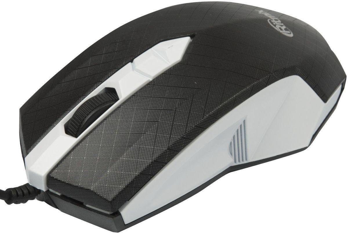 Ritmix ROM-202, White мышь