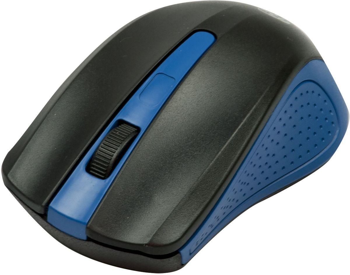 Ritmix RMW-555, Black Blue мышь15118535Ritmix RMW-555 - это полноразмерная беспроводная оптическая мышь с эргономичным дизайном. Она отличается чёткостью работы на любой поверхности и простотой в использовании (не требует драйверов). Модель представлена в пяти цветовых решениях, что позволяет выбрать вам мышь на свой вкус. Совместима с Windows и Mac OS, интерфейс подключения - USB.Полноразмерная беспроводная компьютерная мышьКомпактный и эргономичный дизайнНадёжный оптический датчикЧёткость работы на любой поверхности
