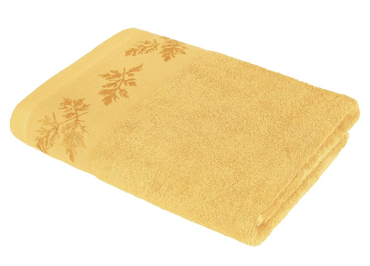 Полотенце Soavita Катрин, цвет: медовый, 48 х 90 см86293Махровое полотенце Soavita Катрин выполнено из хлопка.Полотенца используются для протирки различныхповерхностей, также широко применяются в быту. Перед использованием постирать при температуре не выше 40 градусов.Размер полотенца: 48 х 90 см.