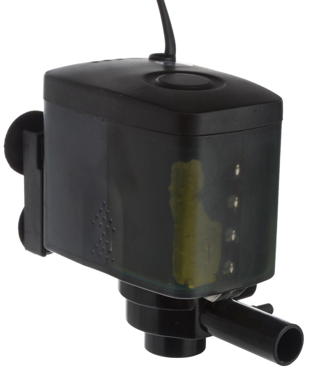 Помпа для аквариума Barbus LED-388, водяная, с индикаторами LED, 2500 л/ч, 35 Вт светильник для аквариума aqualighter pico soft led гибкий корпус цвет розовый 10 л