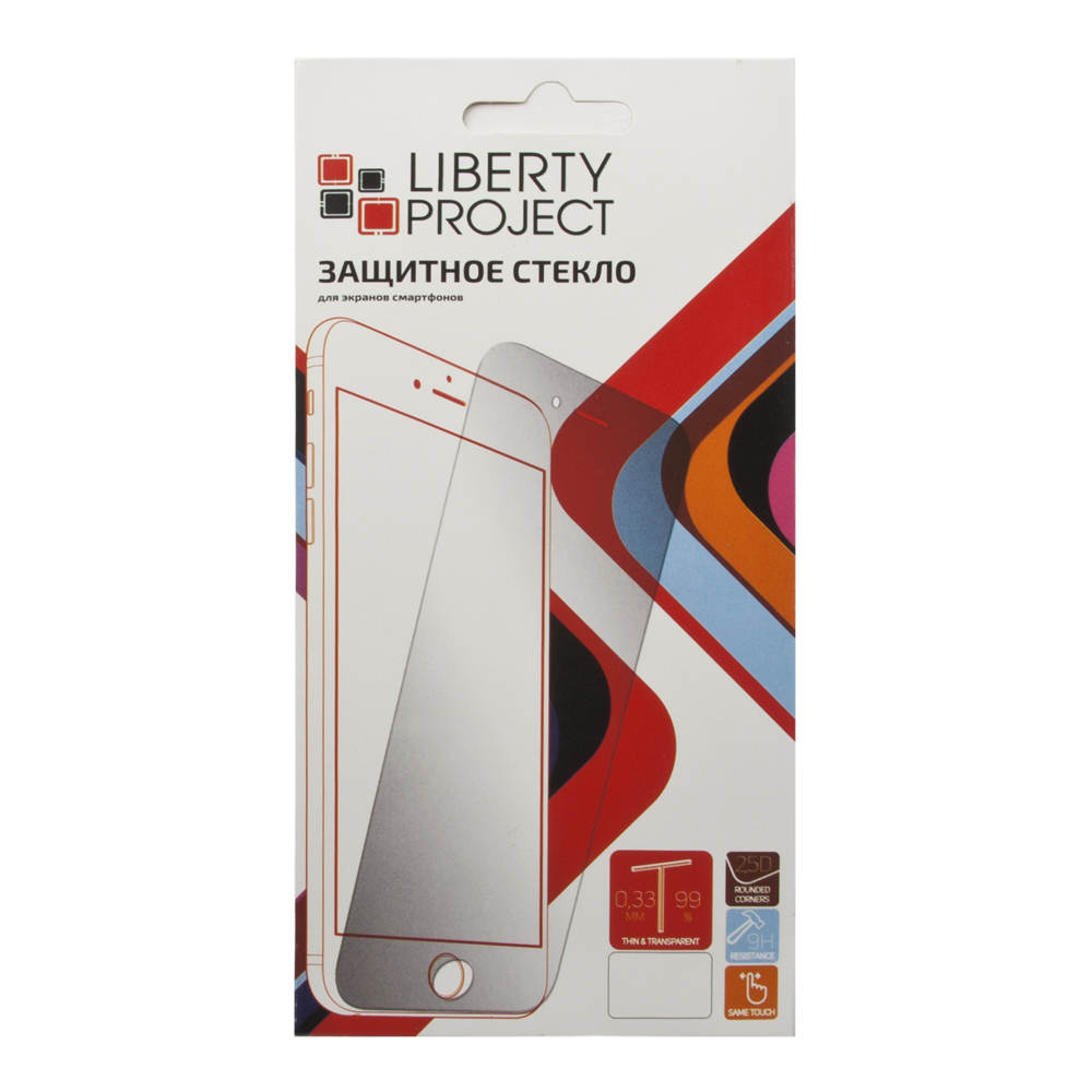 Liberty Project Tempered Glass защитное стекло для Microsoft Lumia 640 XL (0,33 мм) защитное стекло red line для microsoft lumia 950 tempered glass