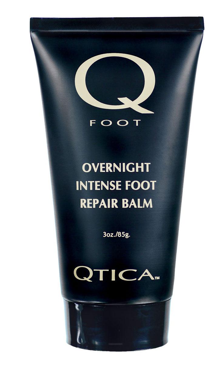 Zoya-Qtica Бальзам для ног восстанавливающий ночной Qtica 85 млQTFR01Интенсивный ночной крем Qtica восстановит даже самую поврежденную кожу ног, заживит трещины на пятках и смягчит даже самые давние мозоли.Во время педикюра нанесите Интенсивный ночной крем Qtica после скраба для ног до проведения термопроцедур. Активные компоненты: воск, витамины А, С, D и Е, пантенол, алоэ вера.