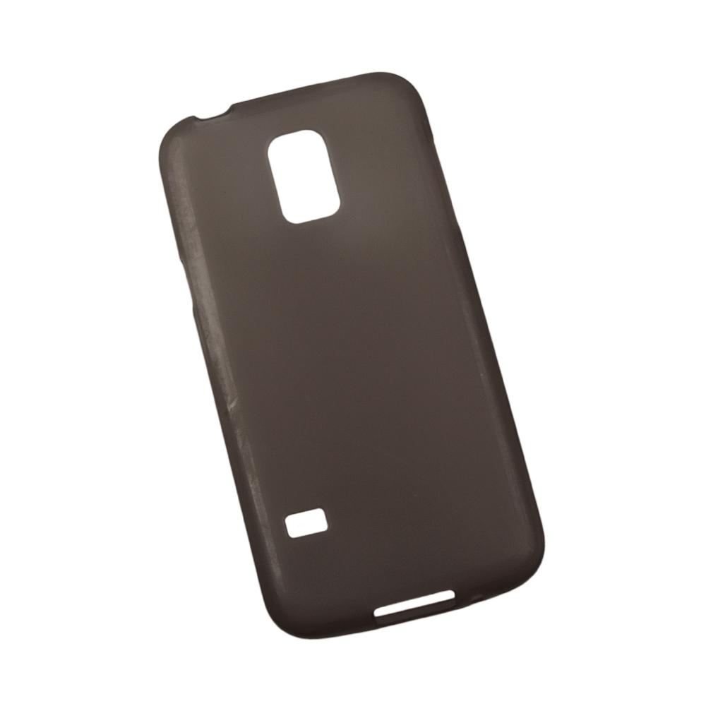 Liberty Project чехол для Samsung Galaxy S5 mini, BlackR0005367Чехол Liberty Project для Samsung Galaxy S5 mini надежно защищает ваш смартфон от внешних воздействий, грязи, пыли, брызг. Он также поможет при ударах и падениях, не позволив образоваться на корпусе царапинам и потертостям. Чехол обеспечивает свободный доступ ко всем разъемам и кнопкам устройства.
